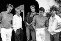 ❤Duran Duran!❤ / My Favorite New Wave Band! My Favorite Members Are: Simon Le Bon, John Taylor And Nick Rhodes!