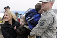 Families & Homecomings / by Pennsylvania National Guard