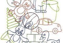 Fejlesztő játékok / Források: Autism, Работа с деца със СОП, Бъбривко-Логопедична занимателница