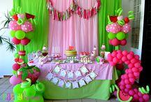Candy & Desert Buffets