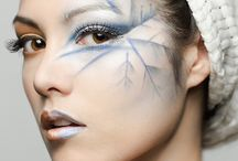 Extreme make-up Photoshoot Ideas