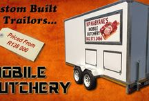 Mobile Cold Room Solutions / Mobile Cold rooms Mobile Toilets Mobile Kitchens Mobile Bar Mobile Hunter Trailers Mobile Chillers