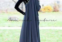 Islamic wear and fashion / Hijab doesn't have to be boring!