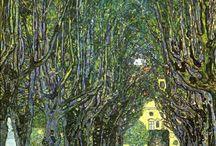 Gustav Klimt / by Dav Maccall