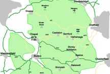 Peak District Maps