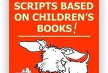 SCRIPT STORIES FOR CHILDREN THEATRE