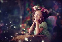 Сказка. Волшебство. Фотосессия / Тематические, сказочные фотосессии Фея, Красная Шапочка, гномы, сказочные персонажи, фотосессия