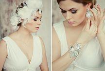 Κοσμήματα για τη νύφη / Κοσμήματα και αξεσουάρ που μπορούν να συνοδεύσουν το νυφικό look!