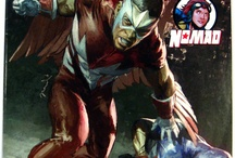 Captain America / http://tinyurl.com/ebaymadandcracked / by Jean De La Garza