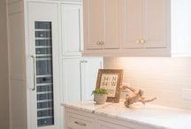 Custom Kitchen Details