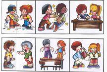 chování ve třídě