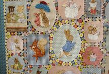 Beatrix Potter Quilt ideas