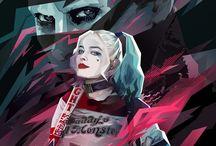 Joker & Harely Quinn