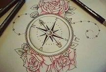 Arte de tatuagem