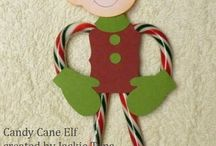 christmas crafts / by Denise Streeter