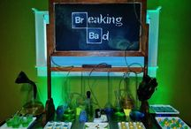 Breaking bad party