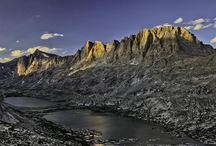 Wind River Mountains / Images of the breathtaking, towering Wind River Mountains in Pinedale, Wyoming