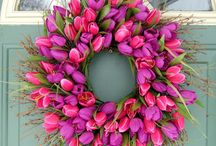 Wreaths .·:*¨¨*:·.*♥ / by ✿⊱Tricia ♥·:*¨¨*:·♥ Wood ✿⊱