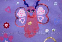 Valentine' Day Crafts / by Karen Langill