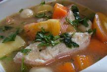 Tips Cara Membuat Resep Masakan Sop Ikan Sarang Te...
