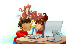 Pros y contras de las redes sociales en niños