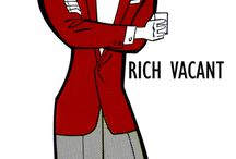 RICH VACANT / COMICS CHARACTER BY ROLANDO CICATELLI