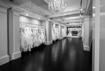 Store Photos / Our store is conveniently located in the heart of Portland, OR. We are Portland's newest bridal boutique offering a selection of designers and wedding gown styles. Here you will see pictures from our gown hall and private bridal suites for all of our brides. We offer a luxurious experience within a budget and can't wait to help you find your dream gown.