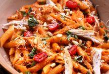 pasta pasta / by Beth Hundley