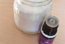 DIY Creams & Remedies