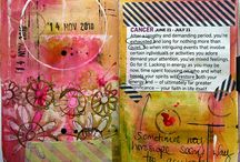 Art Journalling 2 / by Jackie Humphreys