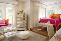 Kids' Spaces / by Cathy Riley