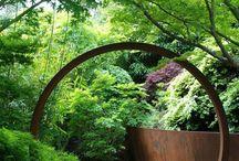 garden gates / view