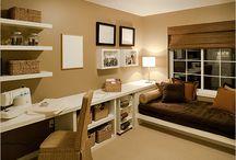Guestroom-office