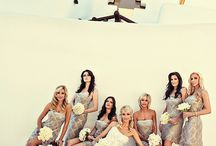Bridal party poses / Wedding Photography