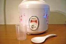 Eat Healthy - Rice Cooker