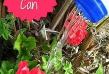 Keep it Watered / Helpers for keeping thirsty plants watered.