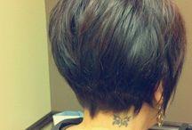 Cute  hair doo's