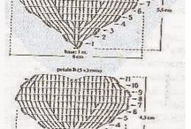szivarvanyrozsa rajz