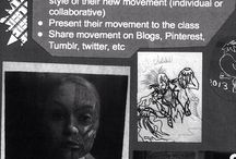 Intro Art / Ideas for my Intro to Art class / by Rachael Sjoerdsma