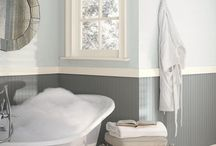 paint color for bathrooms or laundry