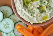 {World Nourishment} Appetizers and Snacks