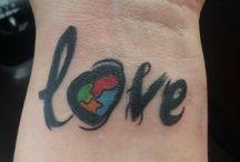 Tattoos / by Ashley Hill