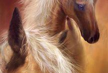 Art: Carol Cavalaris animals