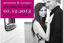 Save the Dates/ Invitations / by Desiree Sanchez