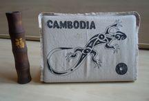 Case for MacBook Pro - Cambodia / Cover for MacBook