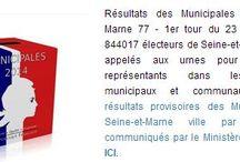 Vie Publique en Seine-et-Marne / Vie publique : elections, etc ... en Seine-et-Marne 77 (Melun, Meaux, Chelles, Fontainebleau, Provins, Nemours, Montereau)