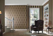 Papel Pintado Trianon 2015 / Convierta su casa en un castillo señorial con aires aristocráticos con los papeles pintados para pared Trianon 2015 a precios inferiores de ¡40 EUROS! Fantásticos para decorar salones y comedores con toques clásicos y de diseño.