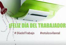 RÓTULOS VILA-REAL SOCIAL MEDIA / Publicaciones de #rotulosvilareal .