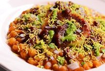 Indian chaat recipes / Chaat recipes, Indian chaat recipes with step by step pictures!