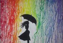 desene cu umbre